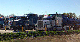 Calcasieu Rentals, trucking, tank cleaning, equipment rentals, salt water disposal, oilfield, industrial fluids, hauling